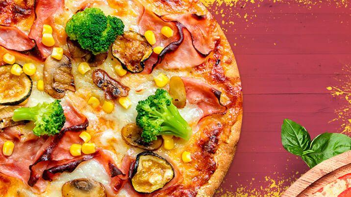 Пицца Топпинг